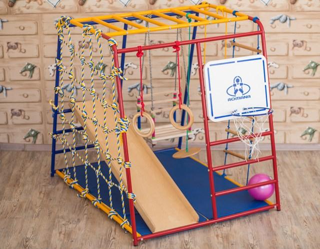 Детские спортивные комплексы для дома Baby Hit vip