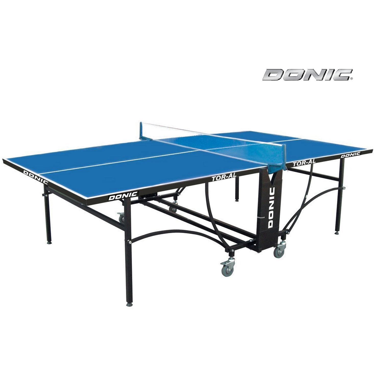Всепогодный теннисный стол DONIC - AL- OUTDOOR (синий)