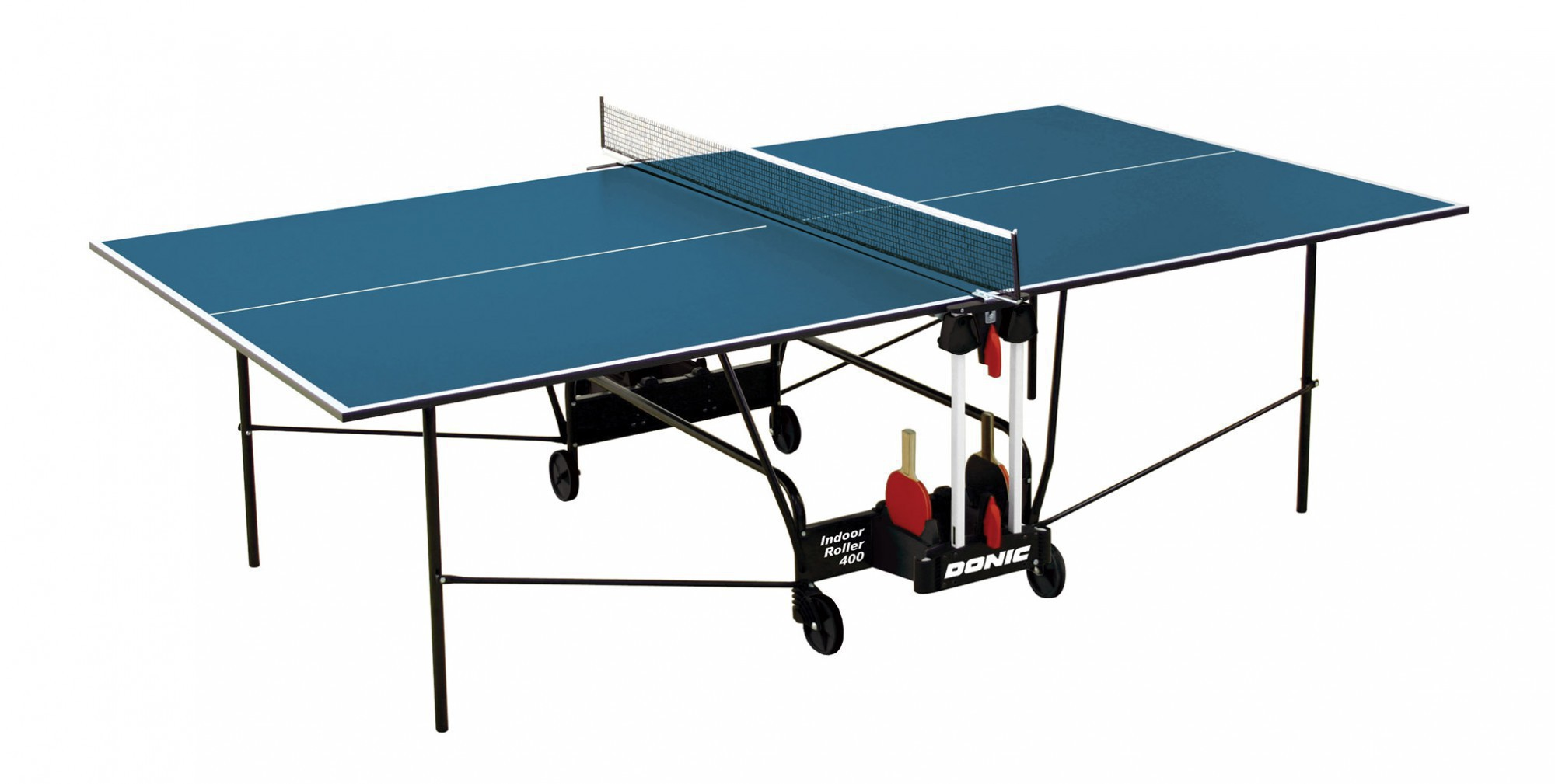 Теннисный стол Donic Indoor Roller 400 синий