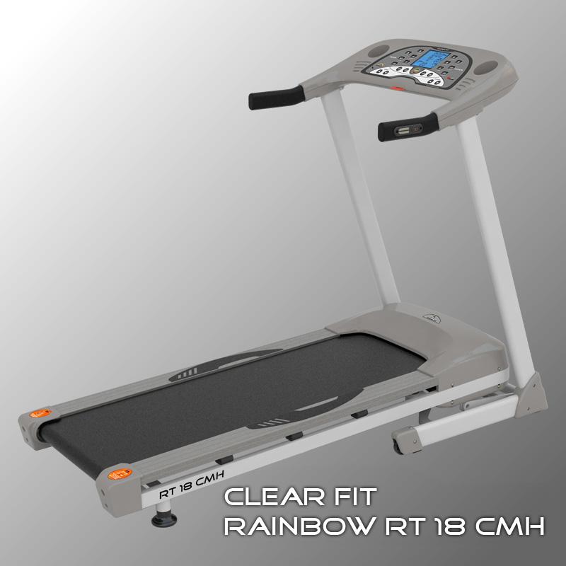 Арт. - Беговая дорожка — Clear Fit Rainbow RT 18 CMH, 49990 рублей<a class='btn btn-primary btn-xs' style='margin-left:7px;' href='http://numberfive.ru/c_main/product_view/id_product/1762 '> Cмотреть </a>